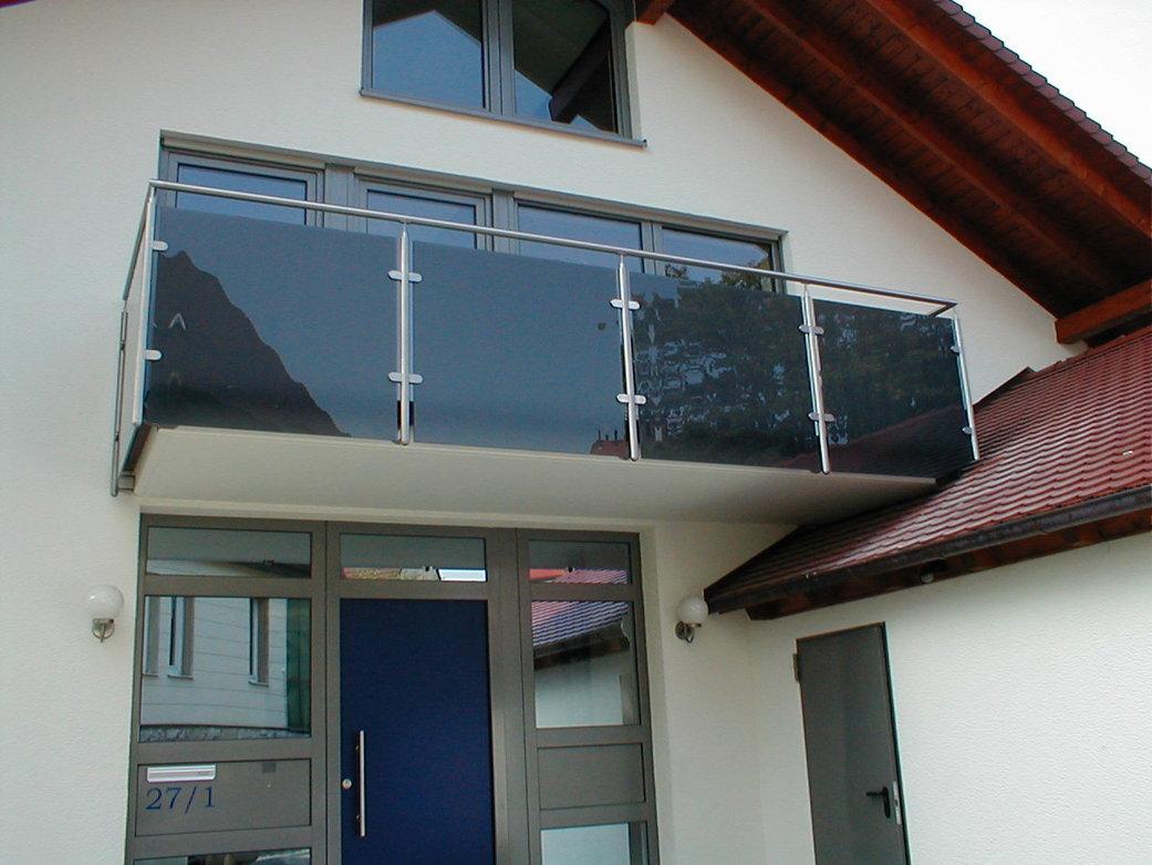 herrmann stahl u metallbau balkone. Black Bedroom Furniture Sets. Home Design Ideas
